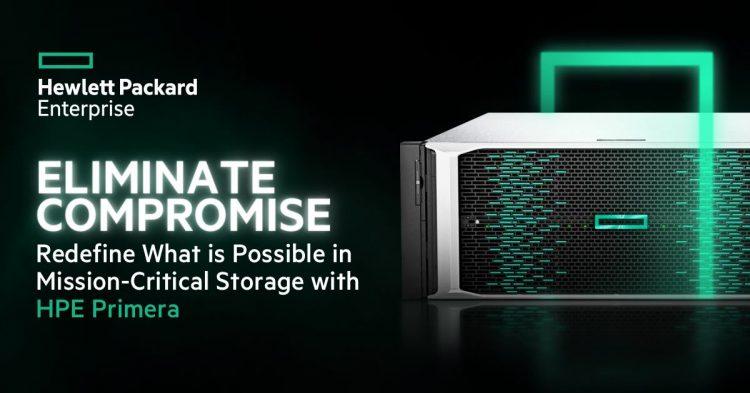 HP Primera diskovni sistem